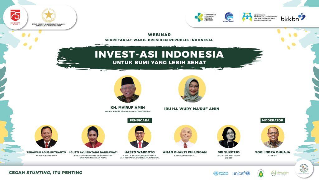 Invest-ASI Indonesia untuk Bumi yang Lebih Sehat