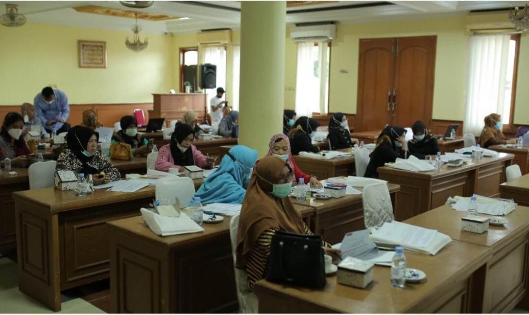 Pastikan Ketepatan Intervensi Program, TP2AK Fasilitasi Pelatihan Baseline Survey