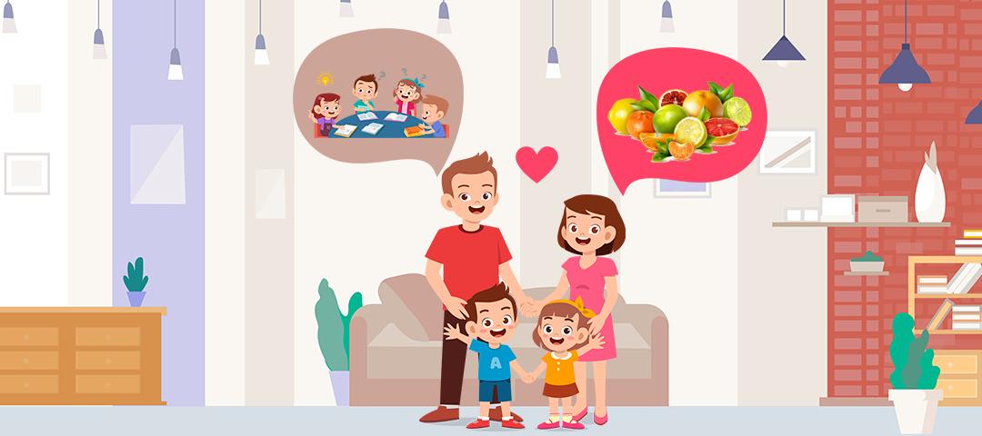 Pentingnya Peran yang Setara antara Ayah dan Ibu dalam Pemenuhan Gizi Anak