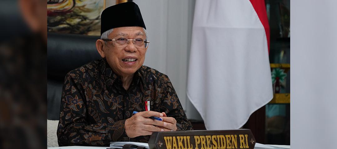Wakil Presiden Dorong Kreativitas Ibu dalam Meningkatkan Ketahanan Pangan Keluarga untuk Cegah Stunting